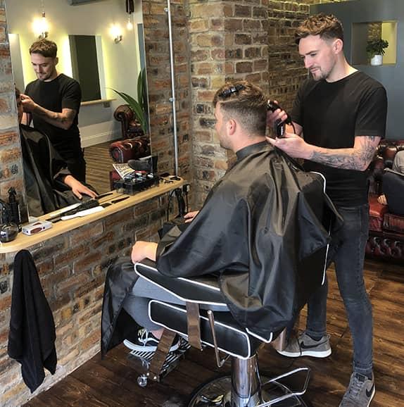 Edinburgh Barbers | Ladies & Gents Hair Styling